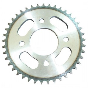 Good Quality Motorcycle Sprocket - High Quality Cg125 Motor Chain Sprocket – Shuangkun