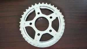 OEM Manufacturer Colored Motorcycle Chains And Sprockets - Motorcycle Sprocket – Shuangkun