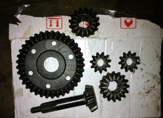 Factory Price For Custom Sprockets - Gear – Shuangkun