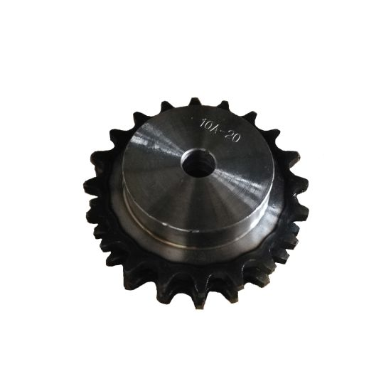 Factory Promotional Toothed Gear - China Made Professional Customized Different Shape Chain Sprocket – Shuangkun