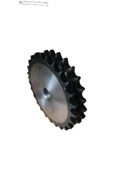 Top Suppliers Roller Chain Sprockets - Steel Machining Hardware Spare Parts Transmission Gear – Shuangkun