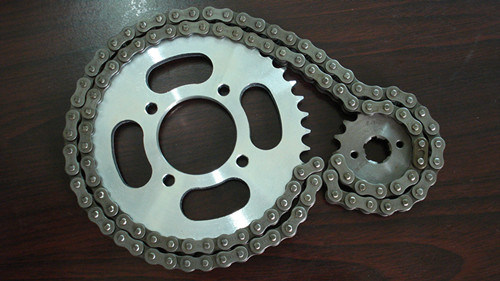 Motorcycle Sprocket and Chain Kit