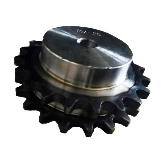 China Gold Supplier for Gold Chain And Sprocket Kits - China Made Professional Customized Different Shape Chain Sprocket – Shuangkun