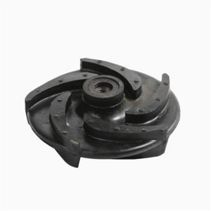 China SPR Slurry pump Open impeller factory and suppliers | YAAO