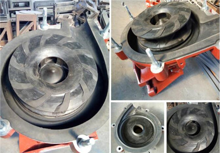 Slurry Pump Impeller Wear Parts