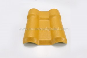 Plastic Resin Roof Panels