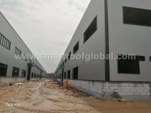 High Quality Wall Panel - Corrugated Steel Sheets – Smartroof