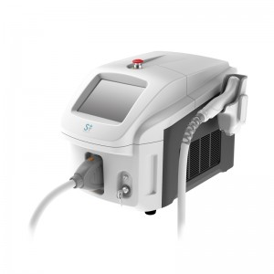 Factory source Painless Hair Remover - ST-801 Hair Removal Diode Laser System – Smedtrum