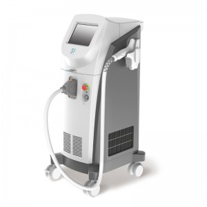New Fashion Design for High Quality Lady Shaver - ST-802 Hair Removal Diode Laser System – Smedtrum