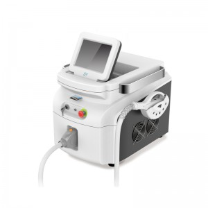 Best-Selling Diode Laser 808nm Hair Removal Machine - ST-805 Hair Removal Diode Laser System – Smedtrum