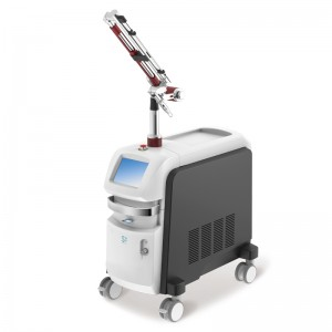 New Arrival China Mobile Tattoo Removal Machine - ST-221 Picosecond Laser System – Smedtrum