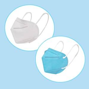 Factory directly supply Mouth Mask Disposable - FFP2 NR PARTICLE FILTER HALF MASK – Summit