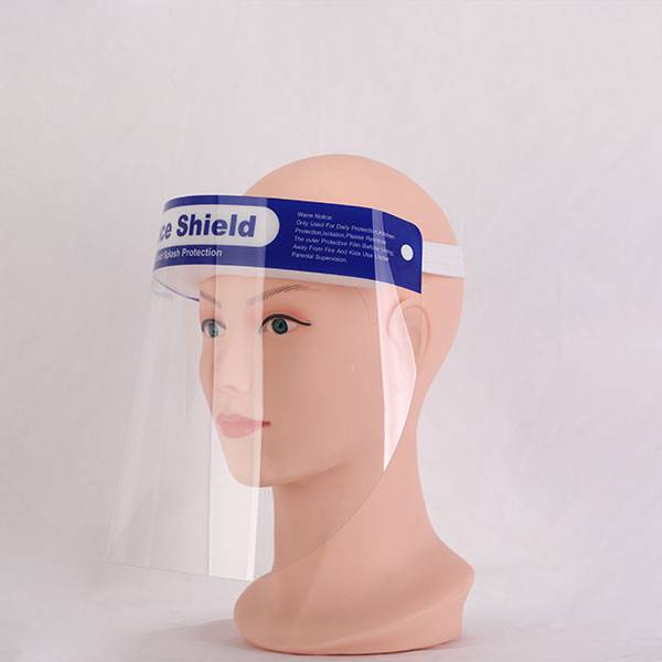Good Quality Face Shield - Protective Shield – Summit