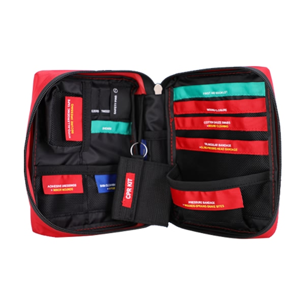 China Wholesale First Aid Kit Survival Suppliers - FIRST AID KIT FB003 – Summit