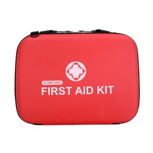 China Wholesale Promotional First Aid Kit Pricelist - FIRST AID KIT FB004 – Summit