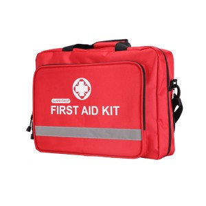 China Wholesale Aluminum Alloy First Aid Kit Factory - FIRST AID KIT FB006 – Summit