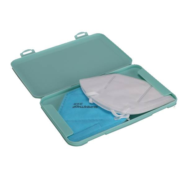 One of Hottest for N95 Mask Case - Mask storage box – Summit