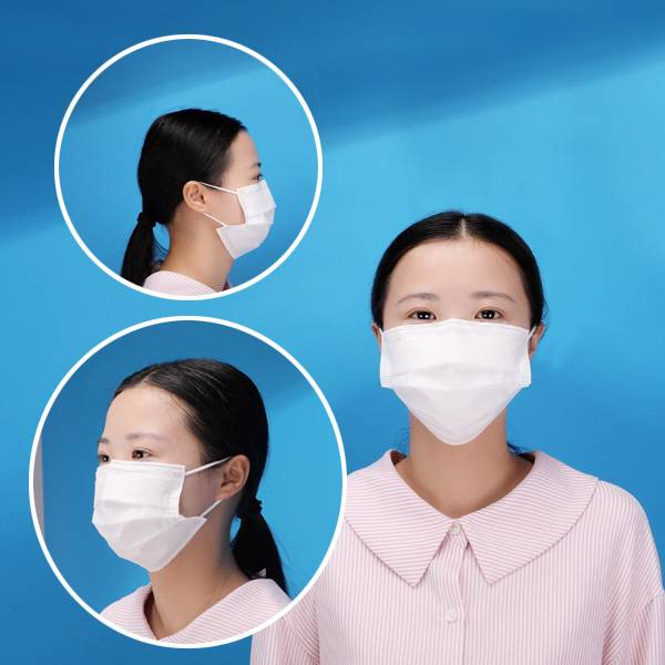 Cheapest Factory Respirator For Painting - DISPOSABLE FACE MASK (Non Sterile) – Summit