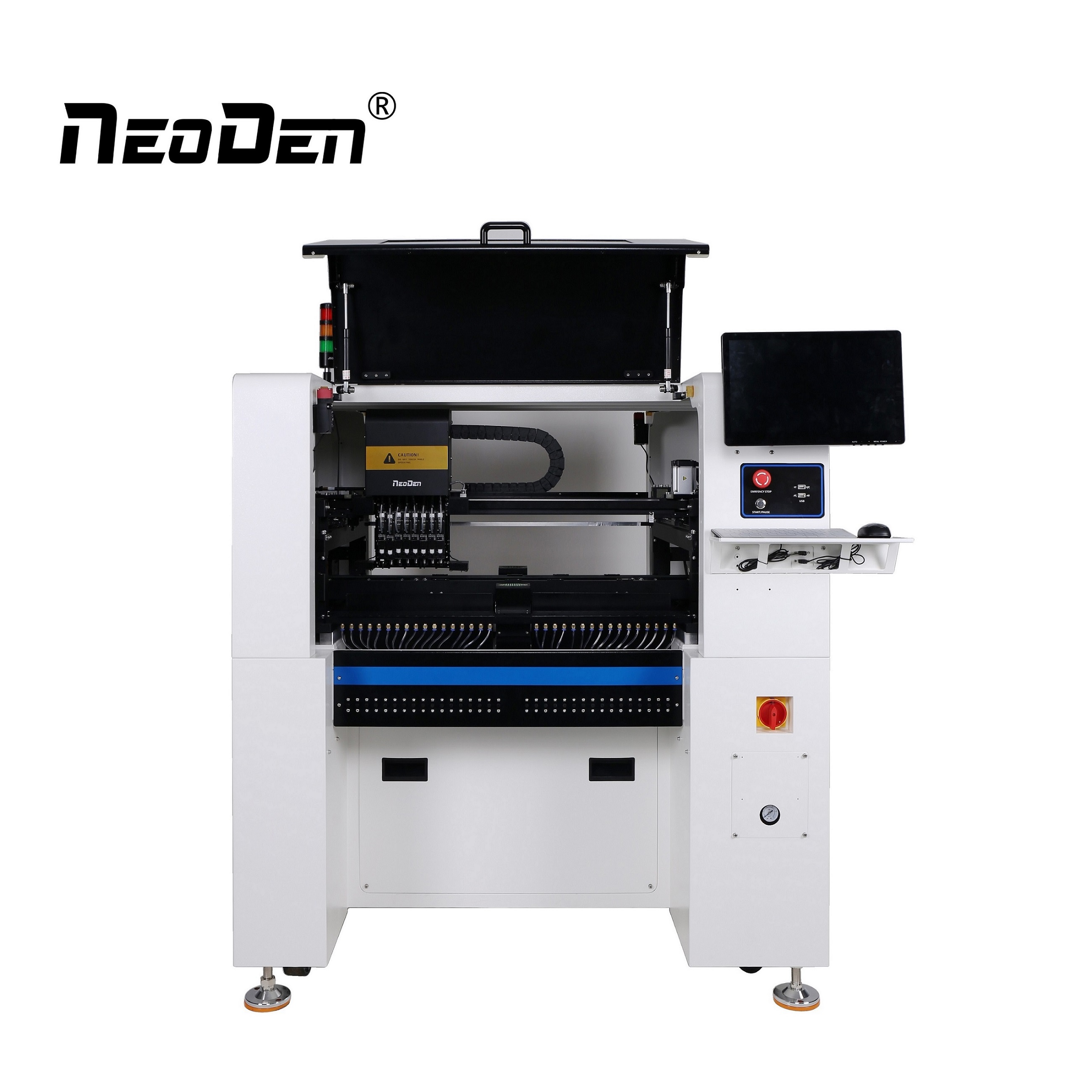 NeoDen K1830 pick and place automation machine Featured Image