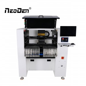 SMT automatic pick and place machine