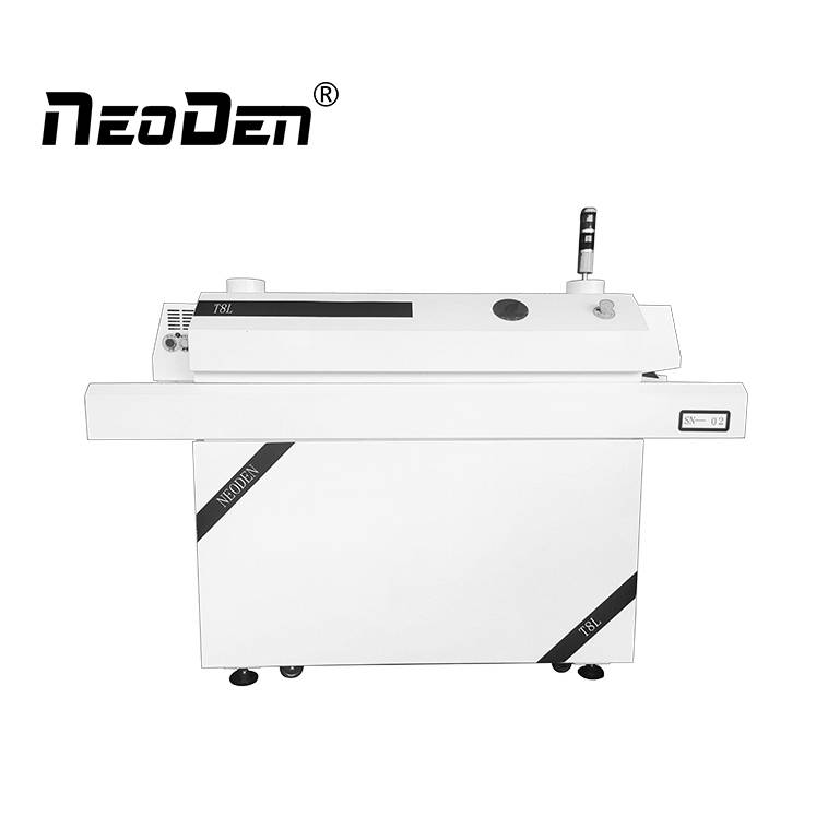 NeoDen T8 PCB SMT reflow oven Featured Image