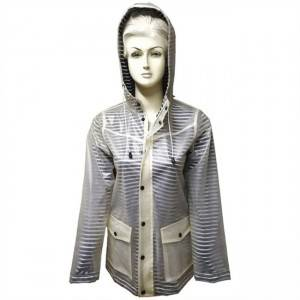 Fashion Raincoat For Women