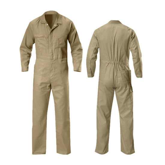 Workwear Twill Coveralls Fr Coverall for Oil/Gas Field