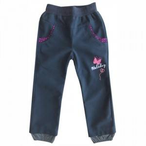 Eco Sportswear - Softshell Pants For Kids – Hantex