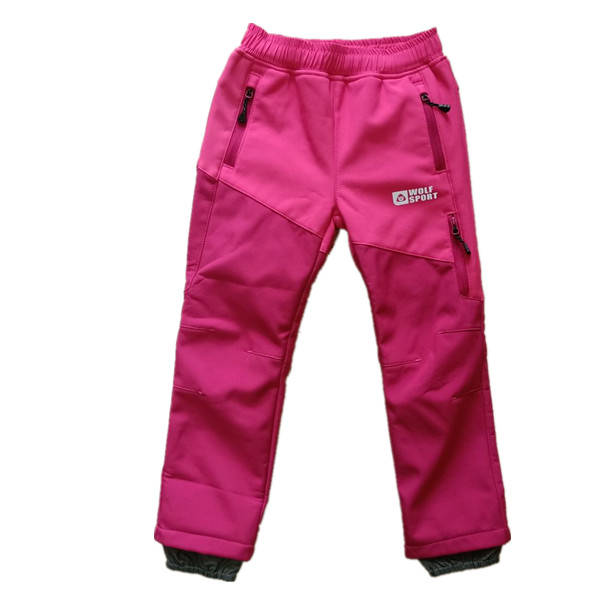 Wholesale Fashion Outdoor Kids Clothes Winter Waterproof Pants Featured Image