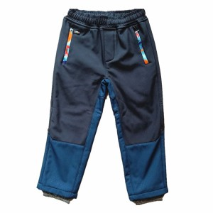 Kids Hiking Pants Softshell Climbing Pants Waterproof Hiking Trousers