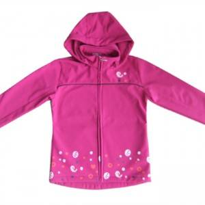 Renewable Design for Authentic Sportswear - Softshell Jacket For Kids – Hantex