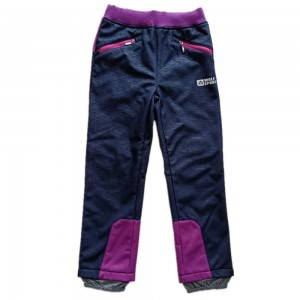 Kids Children's Winter Clothing Waterproof Softshell Outdoor Pants for Kids Trouser Wholesale