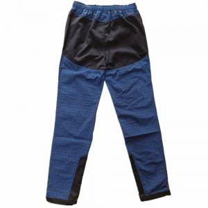 custom boys pants casual plaid pajama checker print pants for kids boys children