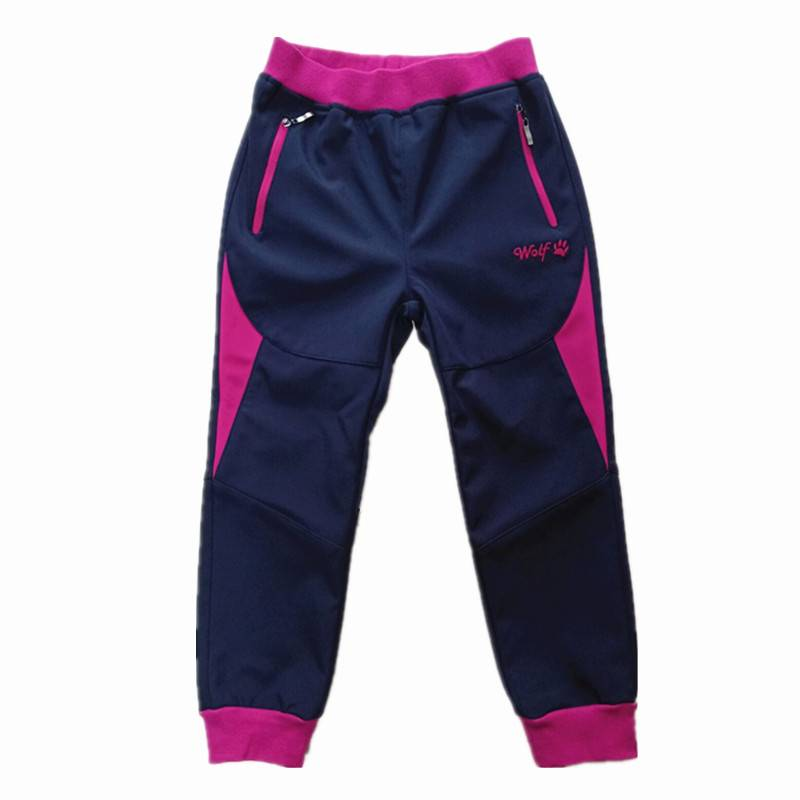 fashion best quality windproof and waterproof fashion sports top pants for kids Featured Image