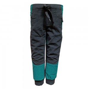 High Quality Kids Corduroy Fabric Thick Pants