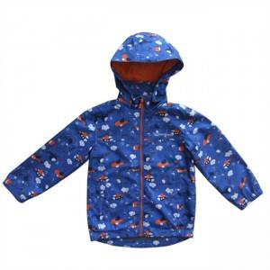 OEM Customized Kids Wear Frock - Softshell Jacket For Kids – Hantex