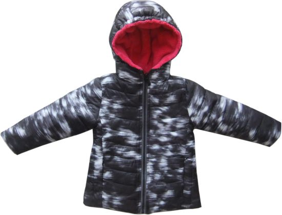 Kids Lightweight Detachable Hooded Softshell Jacket Featured Image