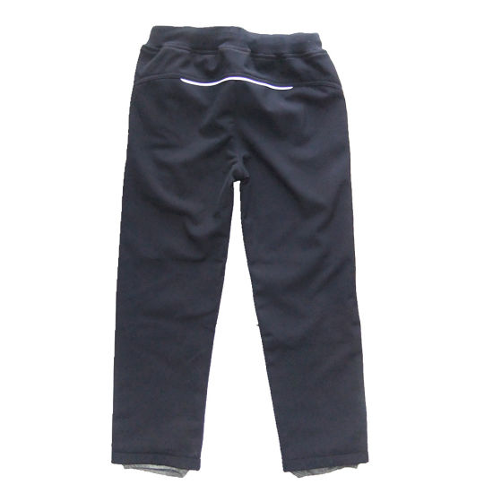 Kids Softshell Pants Casual Trouses Outdoor Clothing