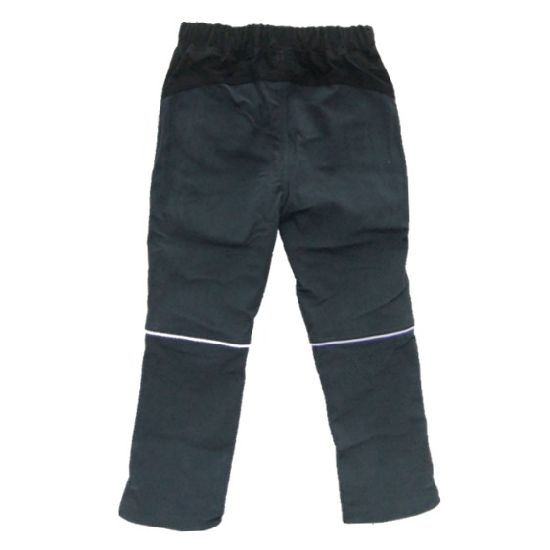 Kids Corduroy Pants Outdoor Apparel Sport Trousers