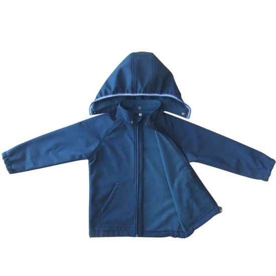 Kids Softshell Coat Outwear Waterproof Jackrt Casual Clothes
