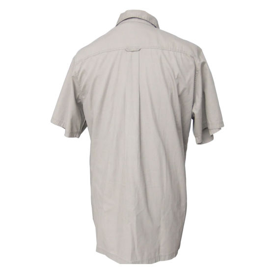 Short Sleeve Shirt for Adult Mens Apparel Workwear