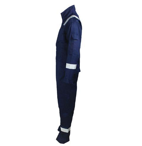 Fr Garment Fire Resistant Coverall Fireproof Flame Retardant Overall Clothing