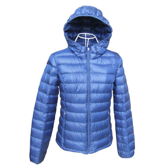 Adult Down Jacket Winter Coat Lady Garment