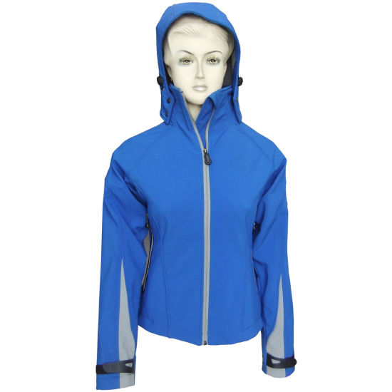 Premium Softshell Jacket for Women with Windproof, Waterproof, Breathable and Warmer