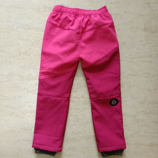 Wholesale Fashion Outdoor Kids Clothes Winter Waterproof Pants