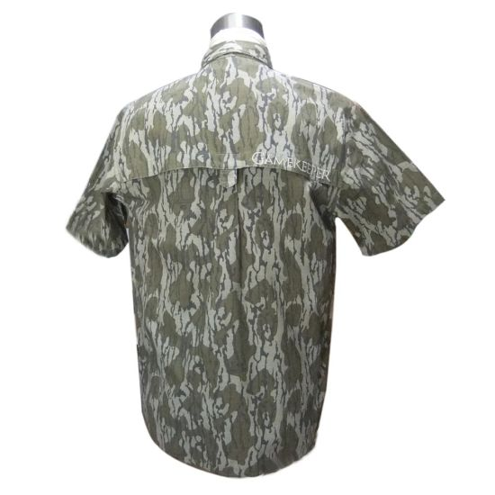 Short Sleeve Shirt Outdoor Wear Work Apparel