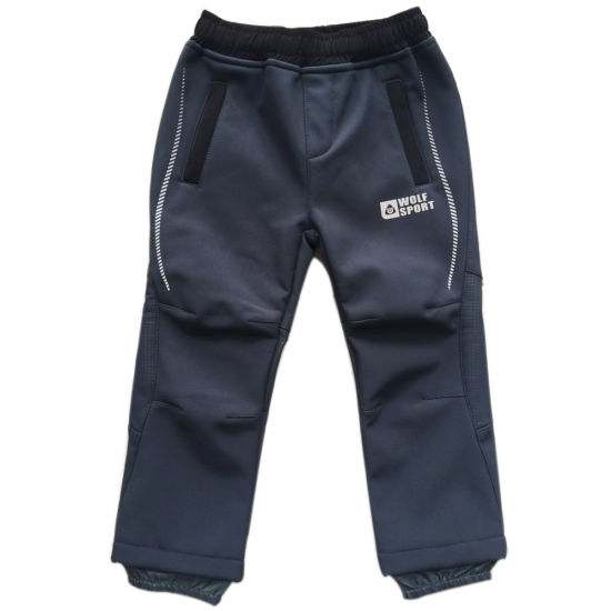 Boy High Quality Pants with Waterproof and Breathability