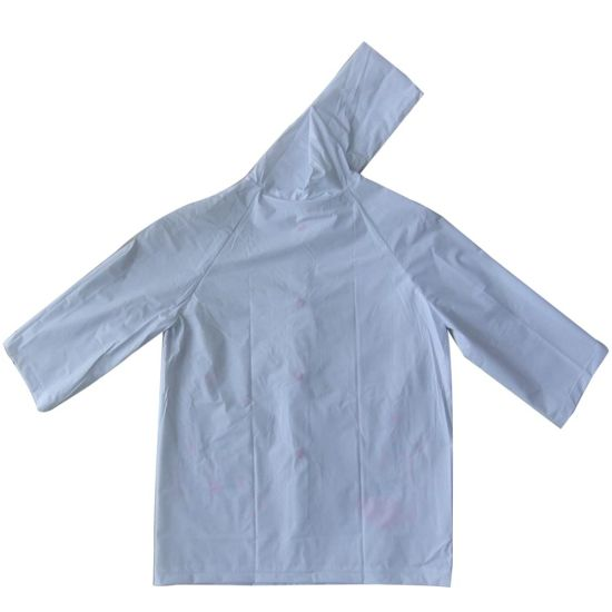 Kids Rain Coat PVC Rain Wear