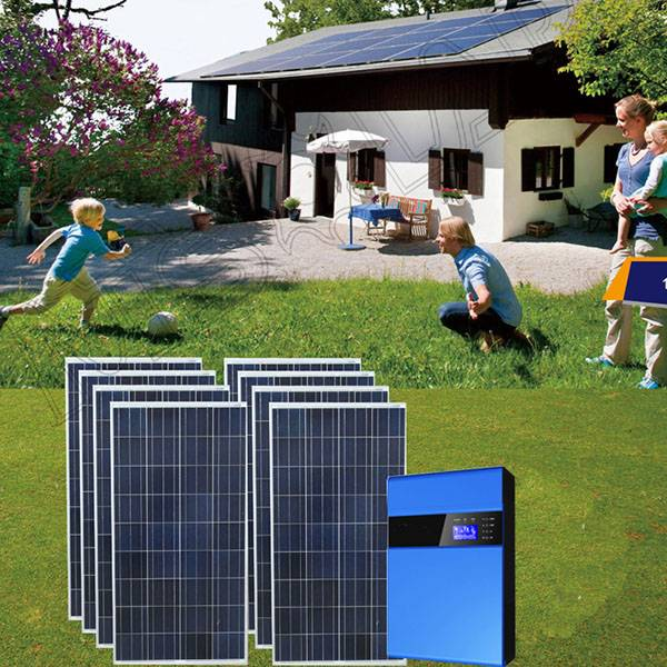 Hot sale Solar Kits For Home - Off Grid Solar Power System For Home – Mutian