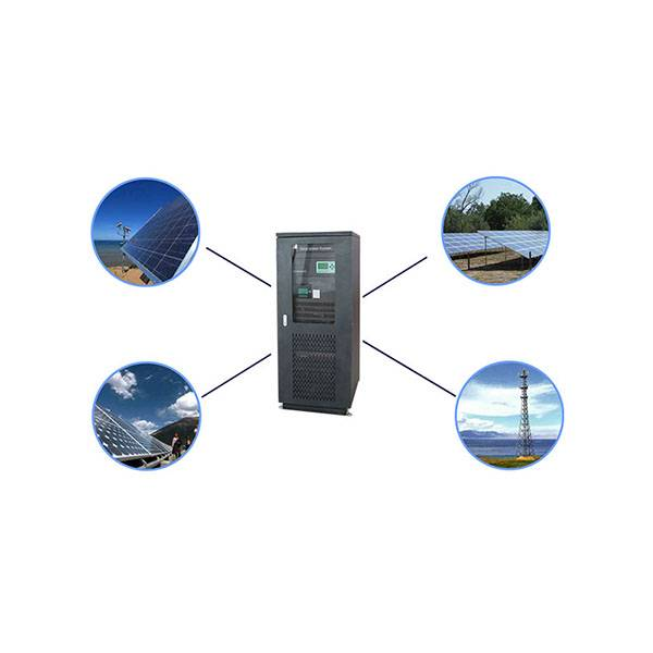 Online Exporter Solar Panel System 3000kw - Off Grid Solar Power System for Commercial And Industrial – Mutian